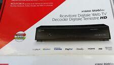 DIGITALE TERRESTRE TeleSystem HIBRID BLOBbox RecPlay