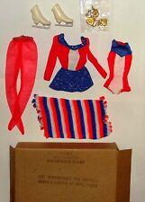 Vintage Barbie Doll BARBIE GOLD MEDAL ACCESSORIES SEARS CATALOG NRFB MIP MIB MOC