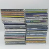 40 CDs Lot Batch Resellers Collectors - Classical, Instrumental, Miscellaneous