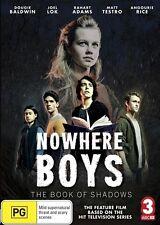 Nowhere Boys : THE BOOK OF SHADOWS : NEW DVD