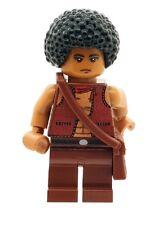 Custom Designed Minifigure - Warriors Rembrandt Printed On LEGO Parts