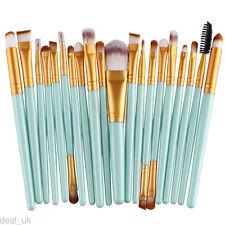 20 x Makeup Brushes Set Eyeshadow Eyebrow Eyeliner Foundation Lip Brush QP08