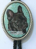French Bulldog Classic Bolo Tie