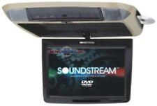 """Soundstream 11.2"""" Flip Down Monitor, DVD, 3 Color Skins  VCM-11DX"""
