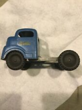 1950s STRUCTO TOY # C-3044  SEMI-CAB ONLY BLUE TRUCK