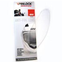 Pinlock Anti Niebla Transparente Casco Helmet Modular Levante Givi X21