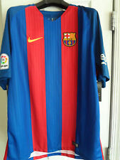 FC Barcelona 16 17 Men s Home Stadium Jersey XL 8c25d41a7
