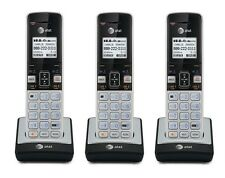 3 x AT&T TL86003 2 Line Connect-To-Cell Caller ID/Waiting ID Handset for TL86103
