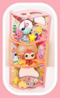 ❤️Authentic Littlest Pet Shop LPS Nook Monkey 351 Butterfly 355 Mouse 473 Lot❤️