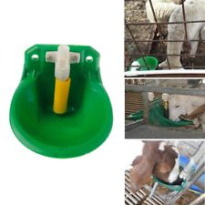 Auto Nipple Water Bowl Sheep Cow Cattle Feeder Plastic Animal Pig Water feeding