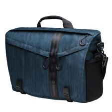 Tenba Messenger DNA 15 SLIM Rapid Access Camera Laptop Shoulder Bag (Cobalt)