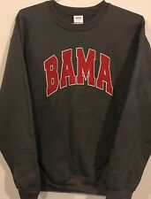 Bama Sweatshirt Charcoal  University of Alabama Crimson Tide