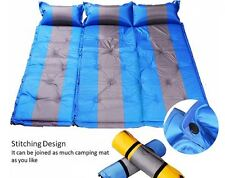 3cm Outdoor Automatic Inflatable Picnic Camping Mat Air Bed Sleeping Matress Pad