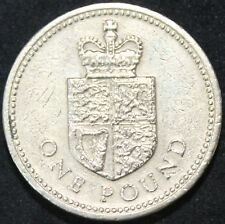 More details for 1988   elizabeth ii one pound coin   coins   km coins