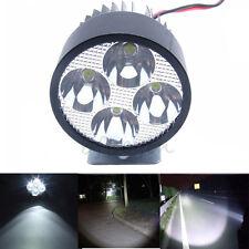 20W Motorrad Fahrrad Haupt Scheinwerfer Hauptscheinwerfer 4 LED Lampe Licht Neu