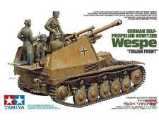 Tamiya 35358 WWII German Self-Propelled Howitzer Wespe Italian Front model 1/35