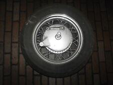 05 Suzuki VL800 Boulevard C50 Rear Wheel Rim Brake Tire Axle assembly