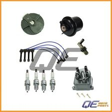 Tune Up Kit Gas Filter, NGK Wires & Plugs, Cap, Rotor for Honda Civic 1.6L 96-00