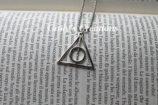 Collana dei Doni della Morte di Harry Potter deathtly hallows HARRY POTTER magia