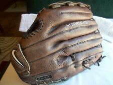 "Nike Sdr 1300 Diamond Ready Baseball Softball Glove 13"" Left Hand Throw"