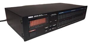 Yamaha Natural Sound EQ-32 Graphic Equalizer Spectrum Analyzer VTG SUPER CLEAN