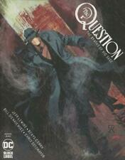 QUESTION THE DEATHS OF VIC SAGE SERIES LISTING (#4 VARIANT ONLY ONE LEFT)