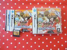 Yu-Gi-Oh! GX Spirit caller Nintendo DS Lite XL 3ds en OVP con instrucciones