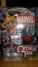 RARE Eaglemoss, MARVEL Classique Figurine Collection Special: Numéro 15: OMEGA RED