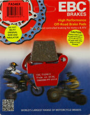 EBC Rear Composite Brake Pads 02-07 Honda CR125/250 04-17 CRF250R 02-18 CRF450R