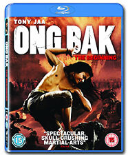 ONG BAK - THE BEGINNING - BLU-RAY - REGION B UK