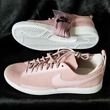 New Size 10 Nike Blazer Low Tech Craft Suede CS TC Prism Pink-White AA1057-600