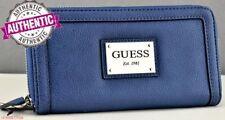 Porte-monnaie et portefeuilles bleus GUESS pour femme