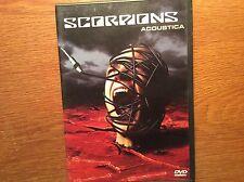 Scorpions - Acoustica [ DVD ] 2001