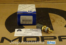 Coolant Temperature Sensor Jeep Wrangler JK 08-18 5149077AB New Genuine Mopar