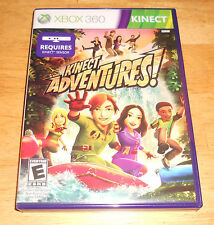 Kinect Adventures    X-Box 360 Game