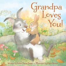 Grandpa Loves You-ExLibrary