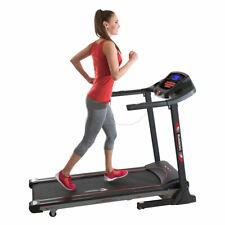 Laufband TM 550S Heimtrainer Fitnessgerät Display klappbar LCD elektrisch