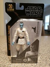 Star Wars - Black Series Archive - GRAND ADMIRAL THRAWN - New - Hasbro - 2020