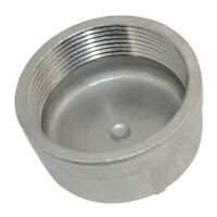 "2"" Cap Female SS 304 Stainless Steel Threaded Pipe Fitting NPT MEGAIRON NEW"