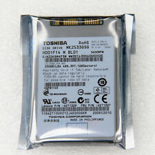 NEU 1,8 Zoll Toshiba 250GB Intern,5400 RPM,8mm MK2533GSG MICRO SATA Festplatte