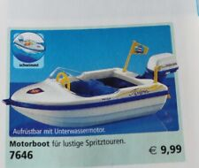 Playmobil 7646 Motorboot Twister