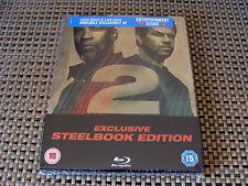 Blu Steel 4 U: 2 Guns : UK Limited Edition Steelbook 4000 Only : Sealed