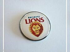 anneys ~ GOLF  BALL  MARKER - * brisbane lions * ~