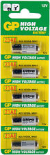 5x PILAS GP ALCALINA 12V 23A / LRV08 / GP23 / MN21 BATERIA