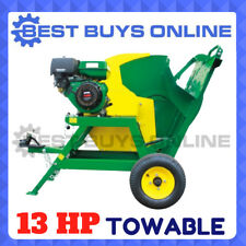 MILLERS FALLS WOOD LOG SAW TOWABLE Swing Saw 13HP PETROL Quicker than a Chainsaw