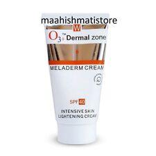 O3+ Dermal Zone Meladerm Intensive Skin Lightning Cream SPF40 50ML 04/2021