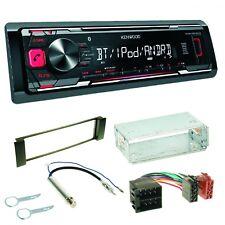KMM-BT203 USB Autoradio AUX MP3 Bluetooth Einbauset für Seat Leon 1M Toledo 1M