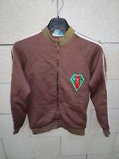 VINTAGE Veste sport US CRETEIL TRICOMAILLE jacket tracktop année 70 made France