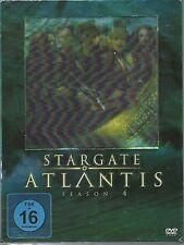 Stargate Atlantis Season 4 (5 DVDs)  Deutsche Ausgabe Hologram