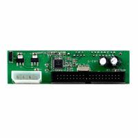 SATA 7 + 15 zu PATA IDE Converter Adapter Plug & Play DVD für 3.5 HDD O6R